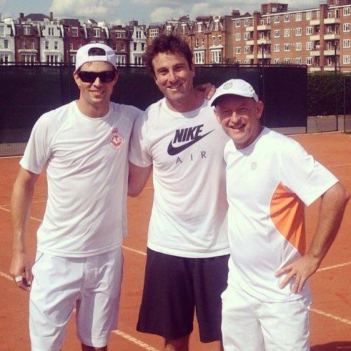 Tennis Coach Practice