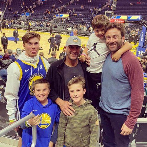 Justin-Gimelstob Family